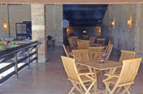 Farm Holidays Verona I Costanti - The terrace